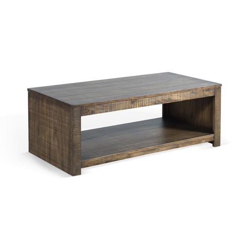 Sunny Designs Coleton Cocktail Table in Tobacco Leaf