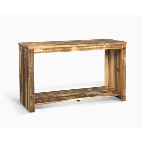 Sunny Designs Coleton Sofa Table in Antique Natural