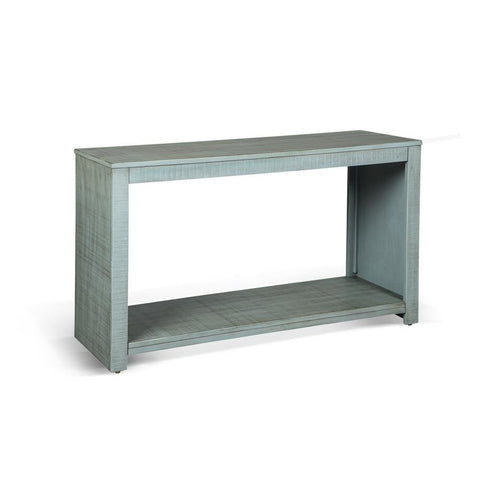 Sunny Designs Coleton Sofa Table in Little Boy Blue