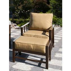 Sunny Designs Gamble Creek Club Chair