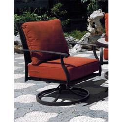 Sunny Designs Las Palmas Rocking Chair In Woven