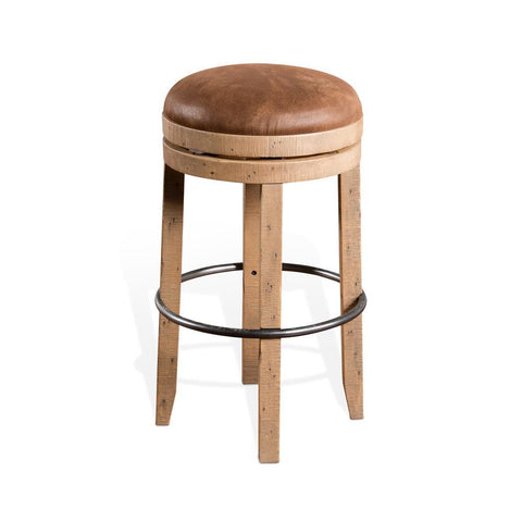Sunny Designs Metroflex Barstool in Amber Wheat