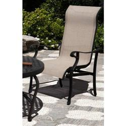 Sunny Designs Miramar Sling Chat Chair