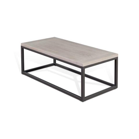 Sunny Designs Mt. Vernon Coffee Table in Urban Sunrise