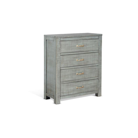 Sunny Designs Ranch House Chest in Little Boy Blue