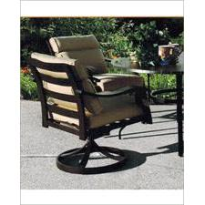 Sunny Designs Riva Swivel Dining Chair