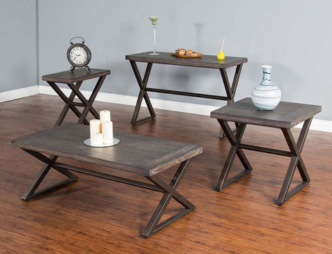 Sunny Designs Tyler Coffee Table in French