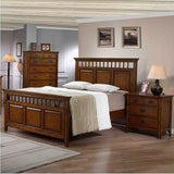 Sunset Trading Tremont 3 Piece Panel Bedroom Set