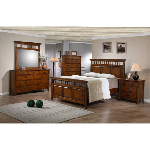 Sunset Trading Tremont 5 Piece Bedroom Set