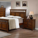 Sunset Trading Tremont Panel Bed