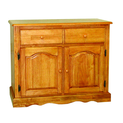 Sunset Trading Two Door, One Drawer Buffet in Light Oak