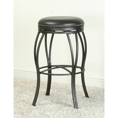 "Sunset Trading Victoria Backless 30"" Swivel Barstool"