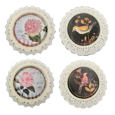 Screen Gems Plate Wall Decor WD-087