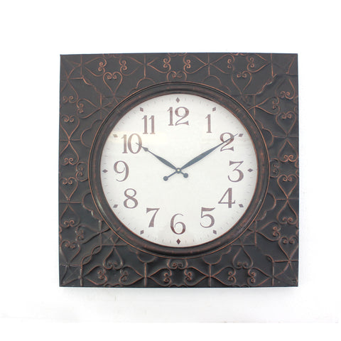Screen Gems Metal Wall Clock WD-068