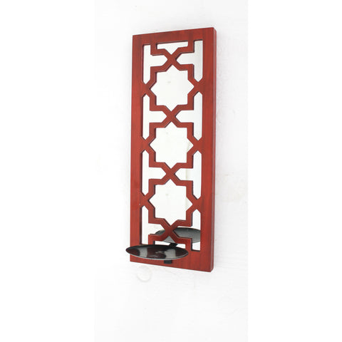 Screen Gems Red Candle Holder WD-113