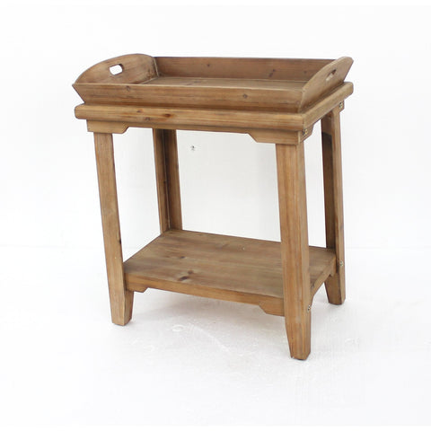 Screen Gems Wood Table AF-071