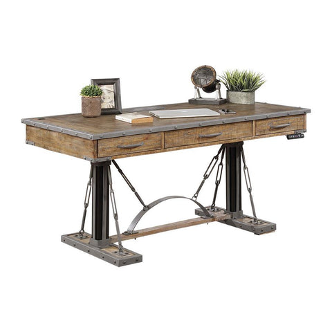 Turnkey Artisan Revival Sit N Stand Desk