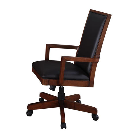 Turnkey Austere Antiques Office Arm Chair