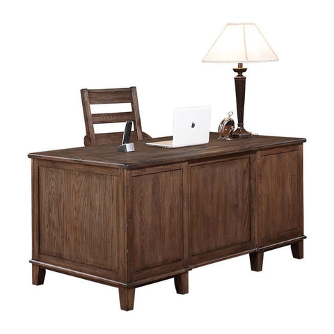 Turnkey Harrison Flats Executive Desk