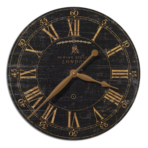Uttermost Bond Street 18 Inch Clock