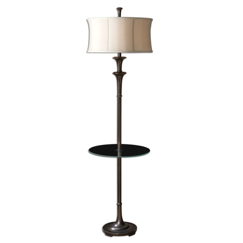 Uttermost Brazoria End Table Lamp