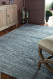 Uttermost Genoa Rescued Denim & Wool Rug