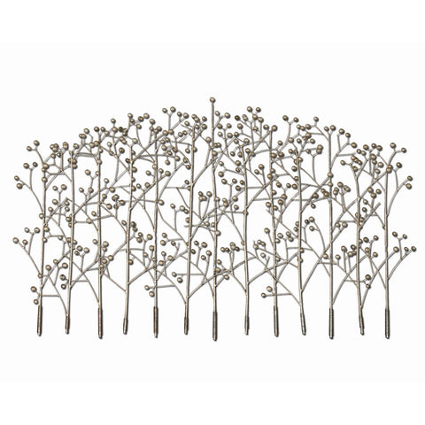 Uttermost Iron Trees Wall Art