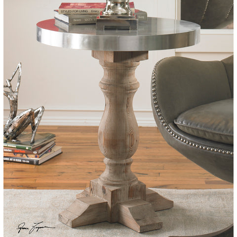 Uttermost Martel Accent Table