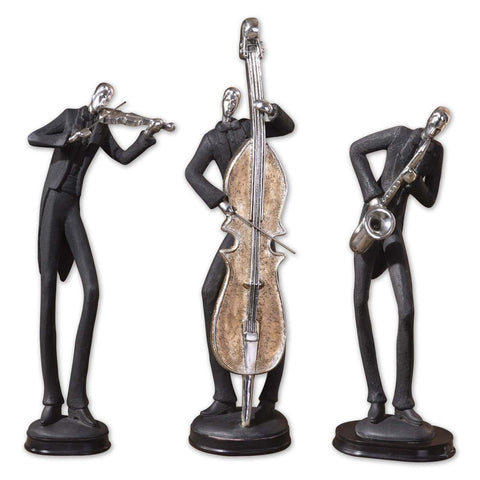 Uttermost Musicians Accessories (Set of 3)