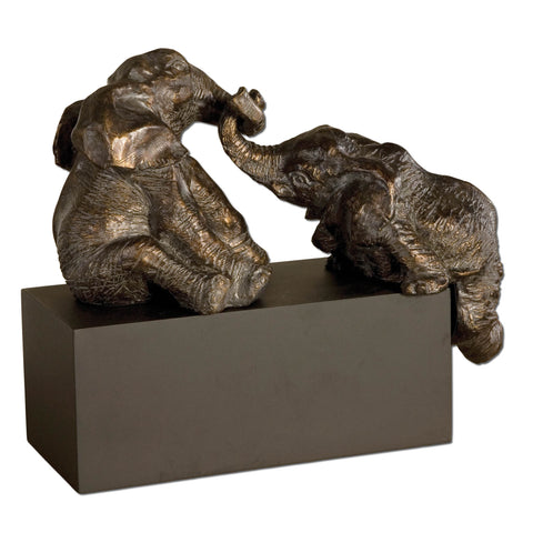 Uttermost Playful Pachyderms