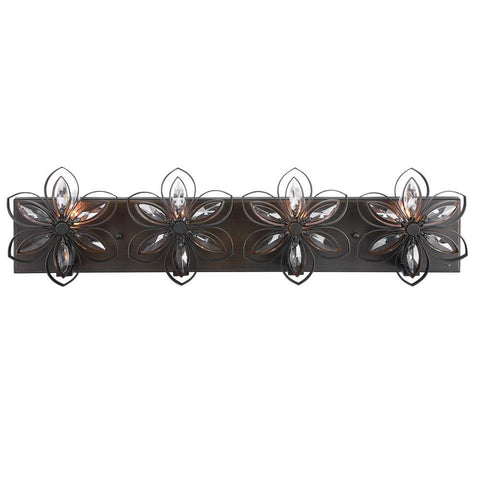 Uttermost Posey 4 Light Vanity Light