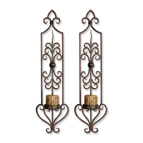 Uttermost Privas Wall Sconces (Set of 2)
