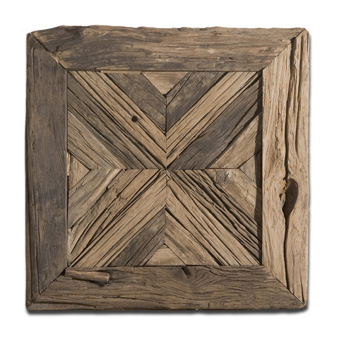 Uttermost Rennick Wall Art in Pine