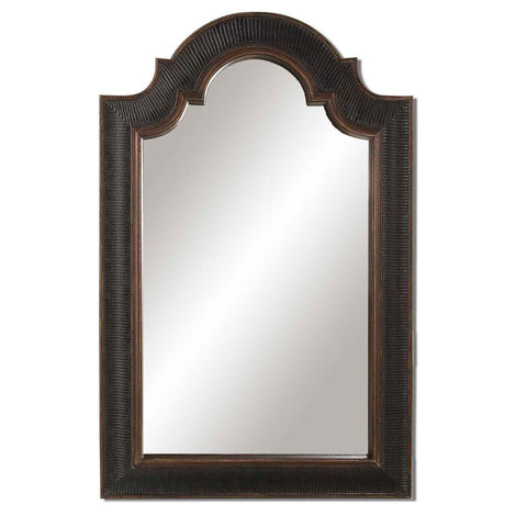 Uttermost Ribbed Arch Mirror