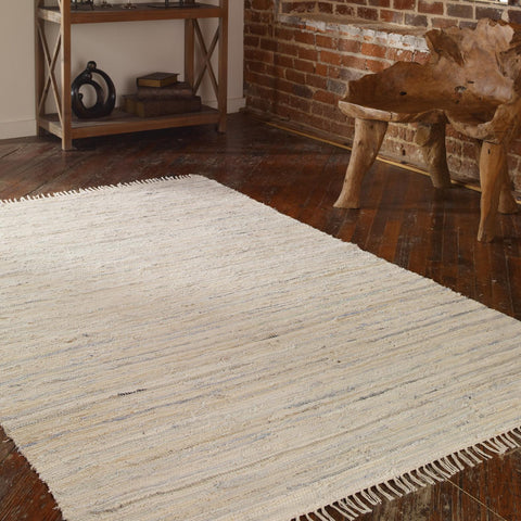 Uttermost Stockton Rug In White