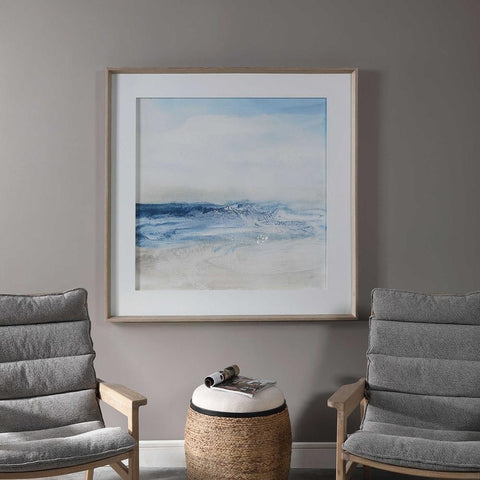 Uttermost Surf And Sand Framed Print
