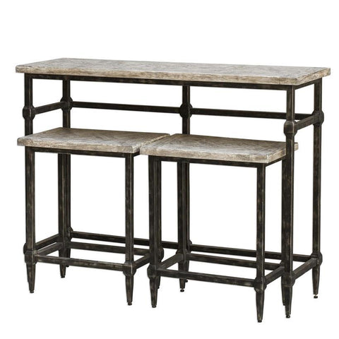 Uttermost Tameron Bistro Set - Set of 3