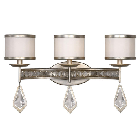 Uttermost Tamworth Modern 3 Light Vanity Strip