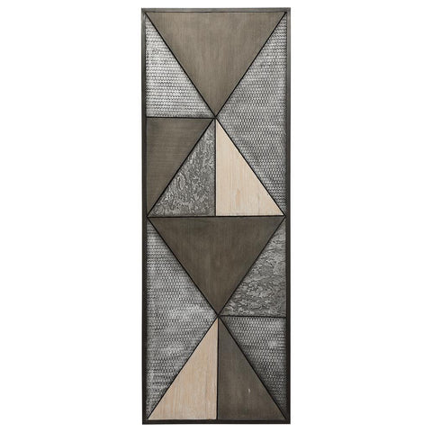 Uttermost Tribeca Modern Wall Panel