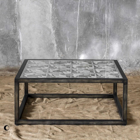 Uttermost Uttermost Baruti Industrial Coffee Table