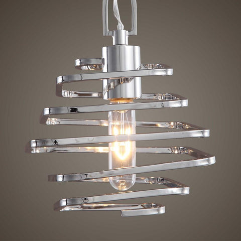 Uttermost Uttermost Coillir 1 Light Modern Mini Pendant