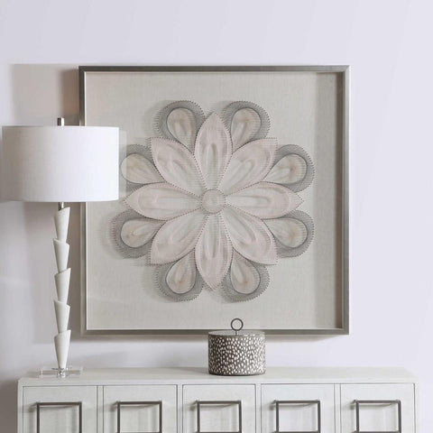 Uttermost Uttermost Floral Dreams Shadow Box