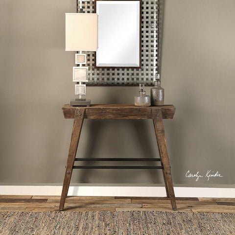 Uttermost Uttermost Hayes Wooden Console Table
