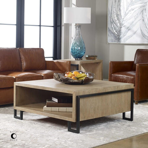 Uttermost Uttermost Kailor Modern Coffee Table