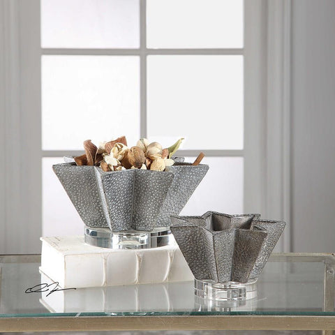 Uttermost Uttermost Kayden Star-Shaped Bowls Set of 2