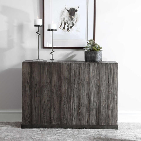 Uttermost Uttermost Latham Reclaimed Wood Console Table