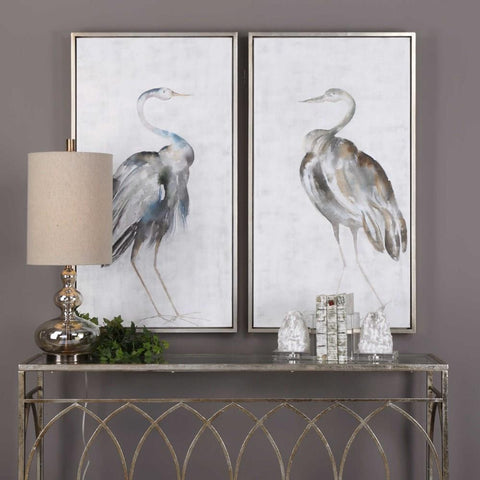 Uttermost Uttermost Summer Birds Framed Art Set of 2