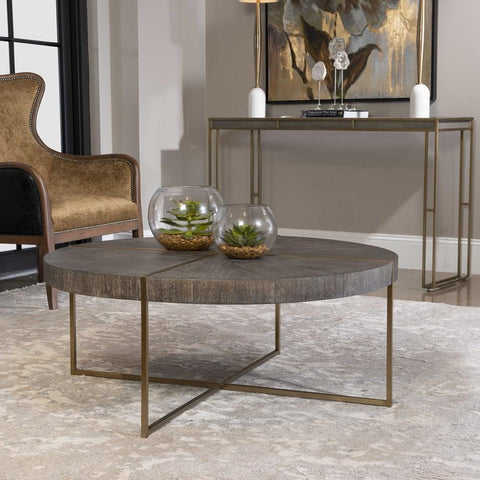 Uttermost Uttermost Taja Round Coffee Table