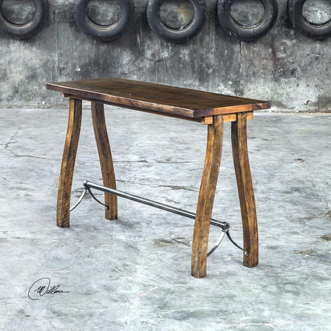 Uttermost Uttermost Westlyn Bar Table