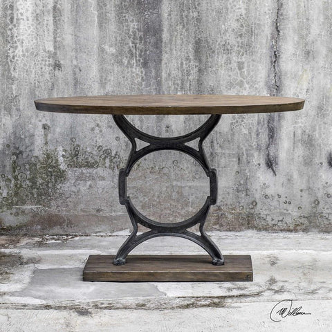 Uttermost Uttermost Wynn Industrial Console Table